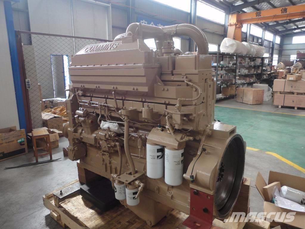 Cummins KTA19-C600 Diesel Engine for Construction