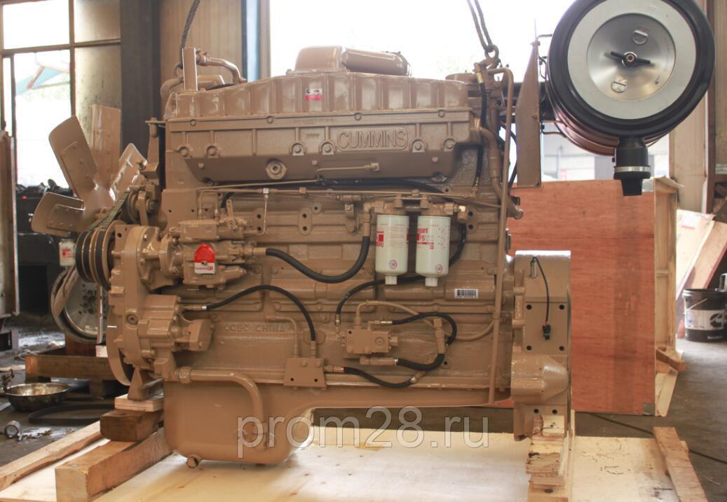 Cummins NTA855-C420 Diesel Engine for Construction