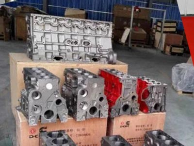 Cummins Cylinder Block